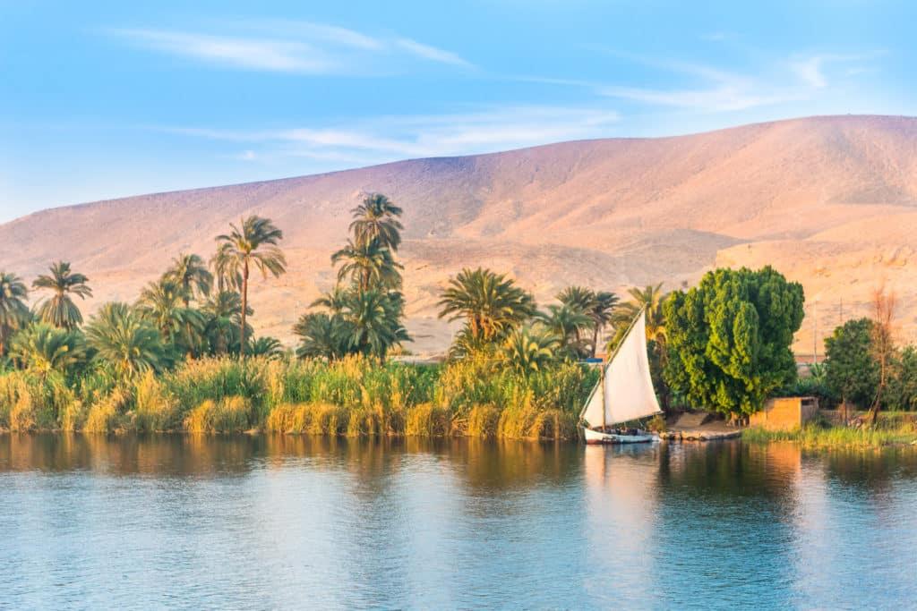 Fellukenfahrt – Kairo auf dem Wasser