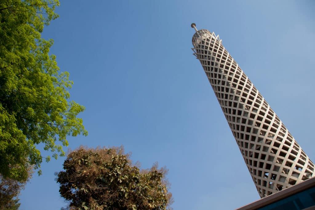 Fernsehturm von Kairo