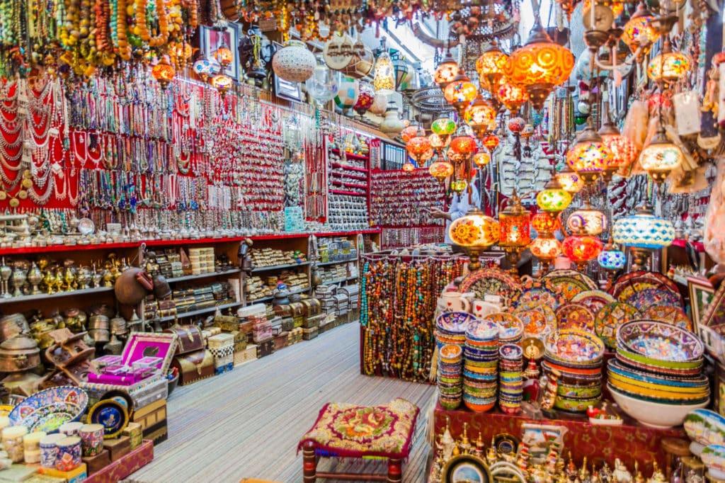 Maskat - traditionellen omanischen Markt
