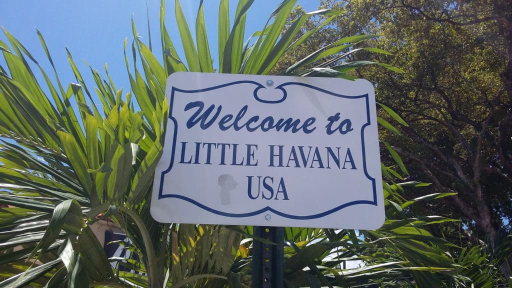 Little Havanna in Miami