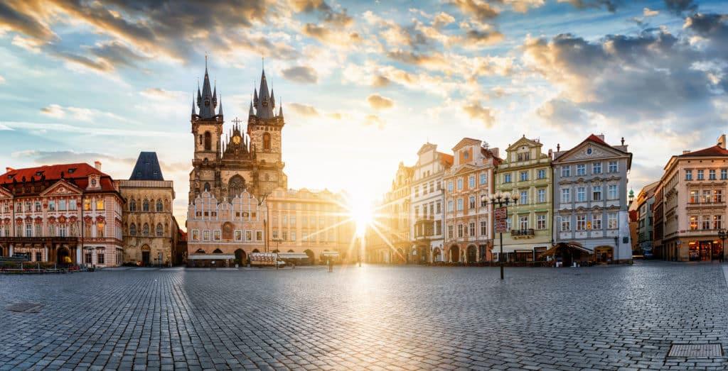 Altstädter Ring in Prag