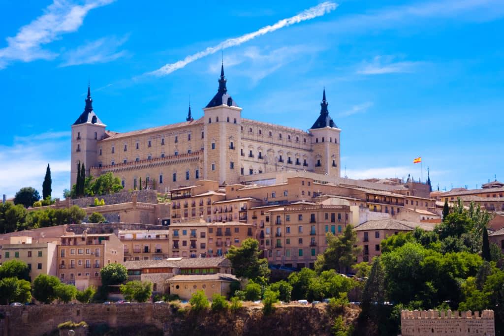 Alcazer Festung von Toledos