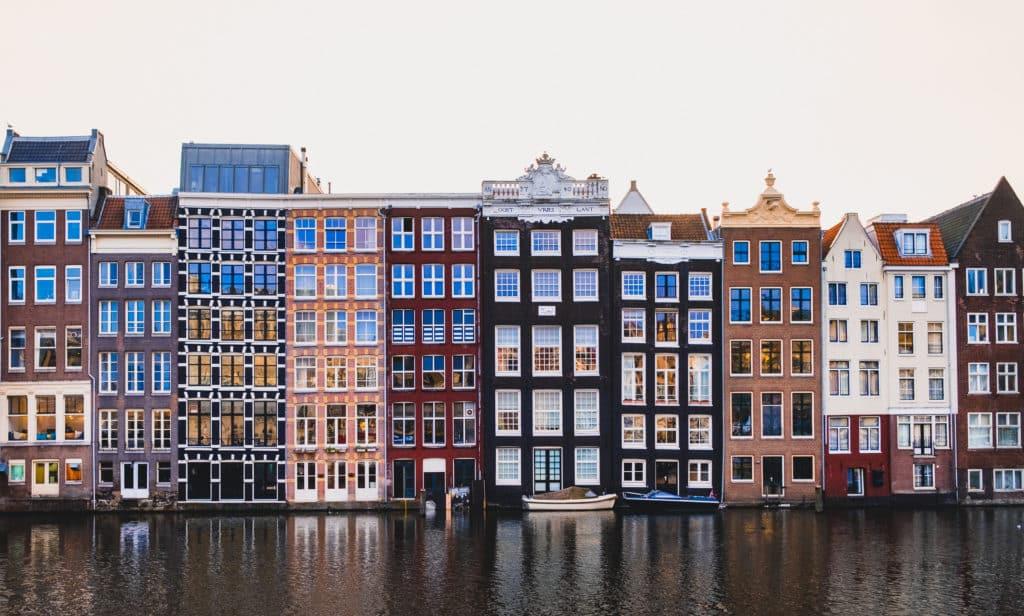 Westerkerk in Stadtviertel Jordaan