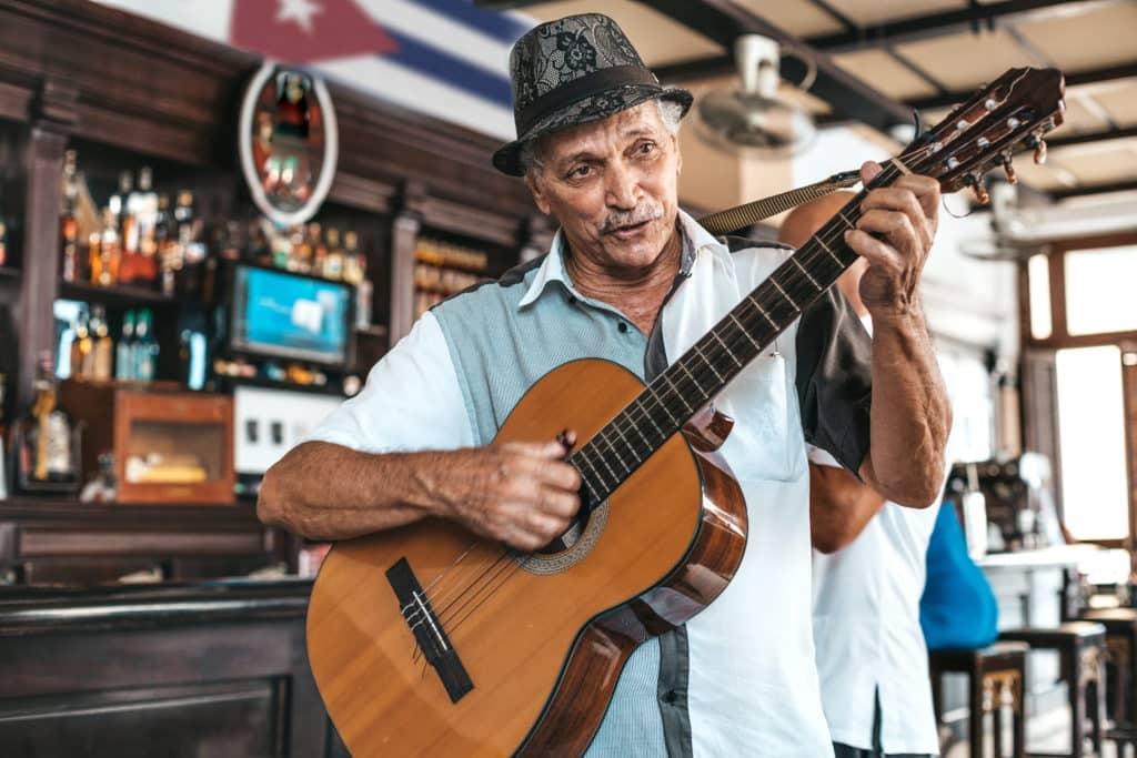 kubanischer Musik