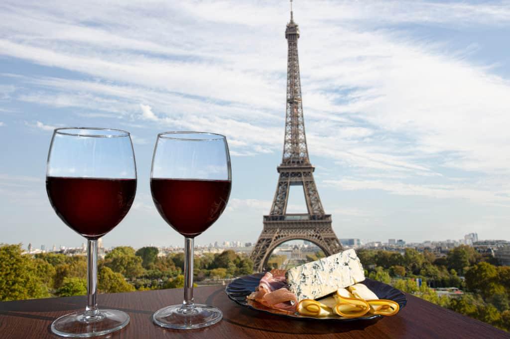 Kulinarische Tour durch Paris