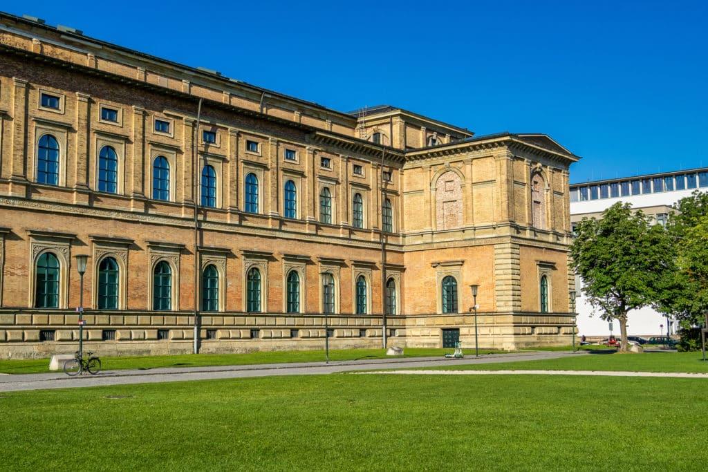 Alte und Neue Pinakothek in München