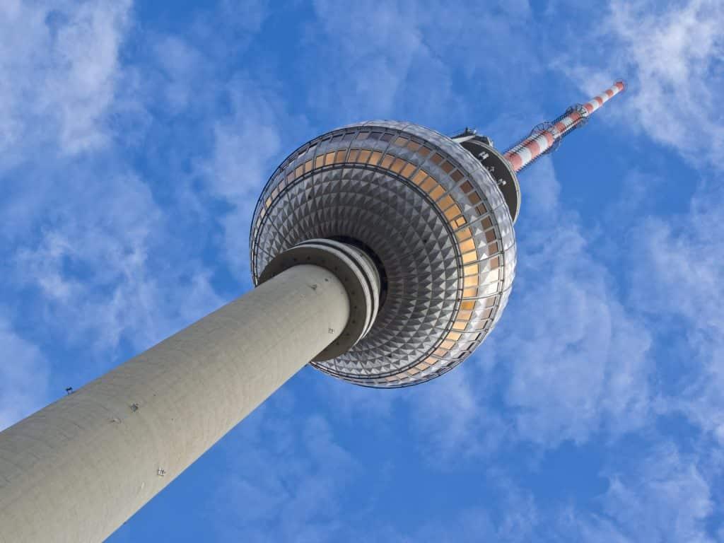 Berlin's Fernsehturm