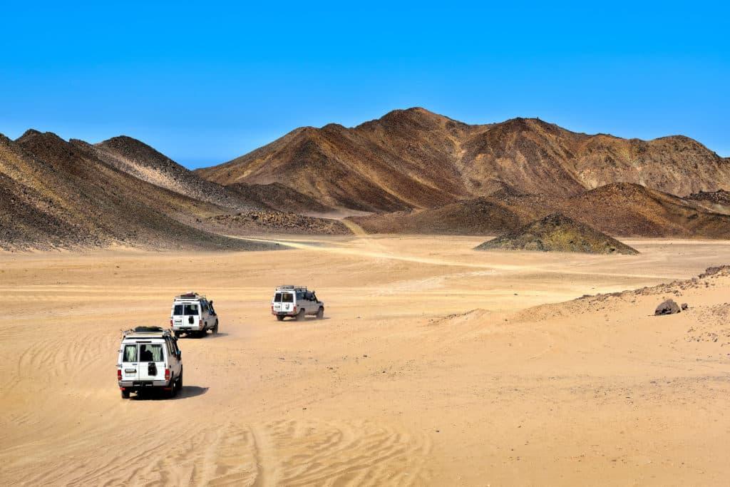Hurghada Wüstensafari
