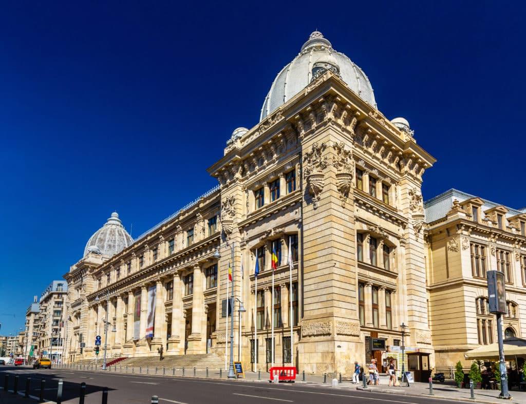 Nationalmuseum in Bukarests