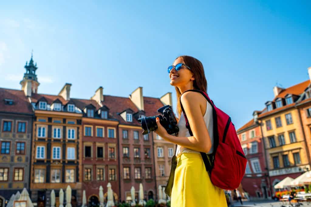 Tagestour in Warschau