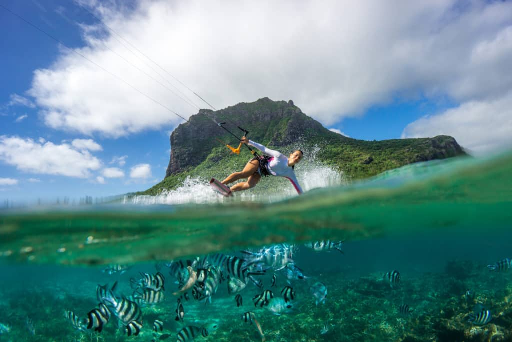 Fortbewegung auf Mauritius