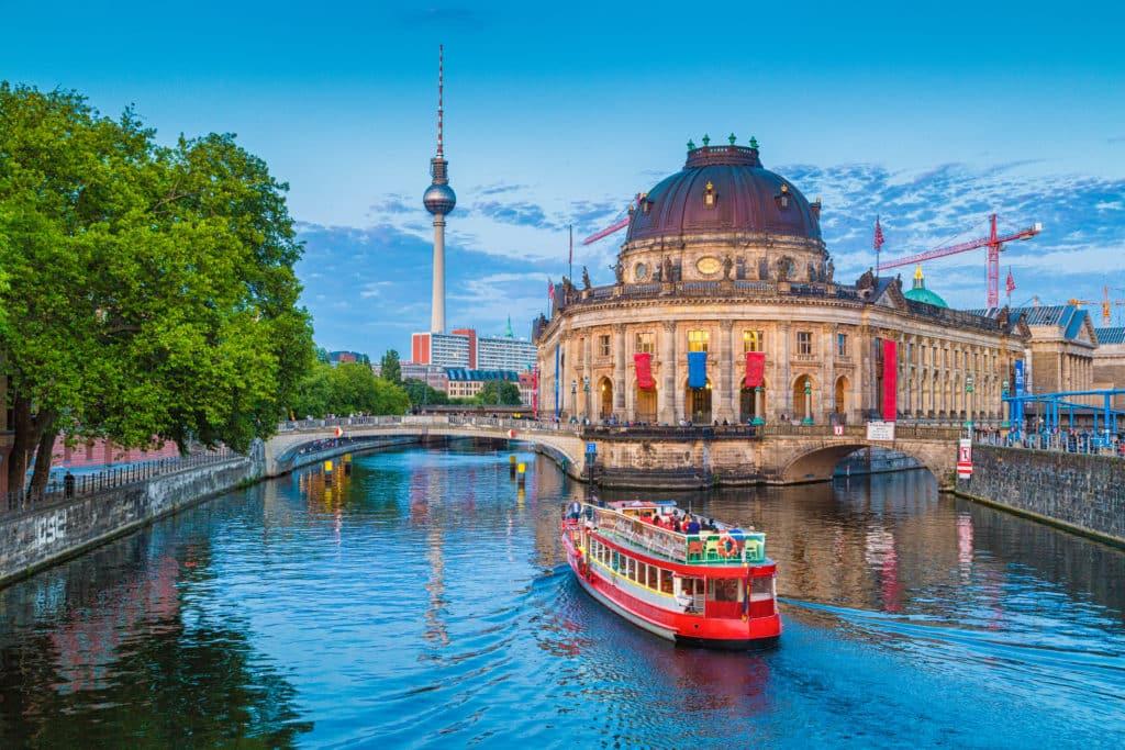 Berlin's Museumsinsel