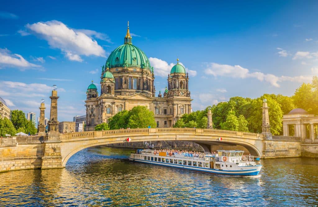 Berlin's Schiffstouren