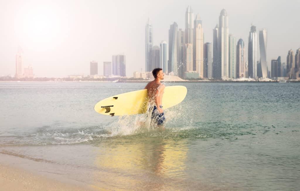 Wassersportouren in Dubai