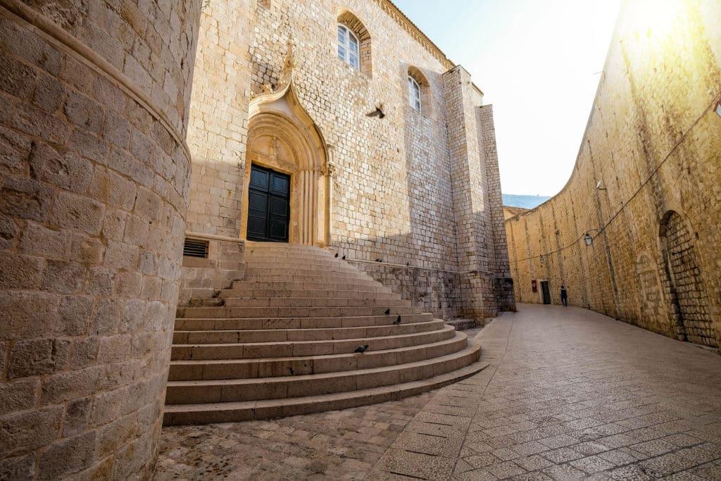 die Festung Minceta