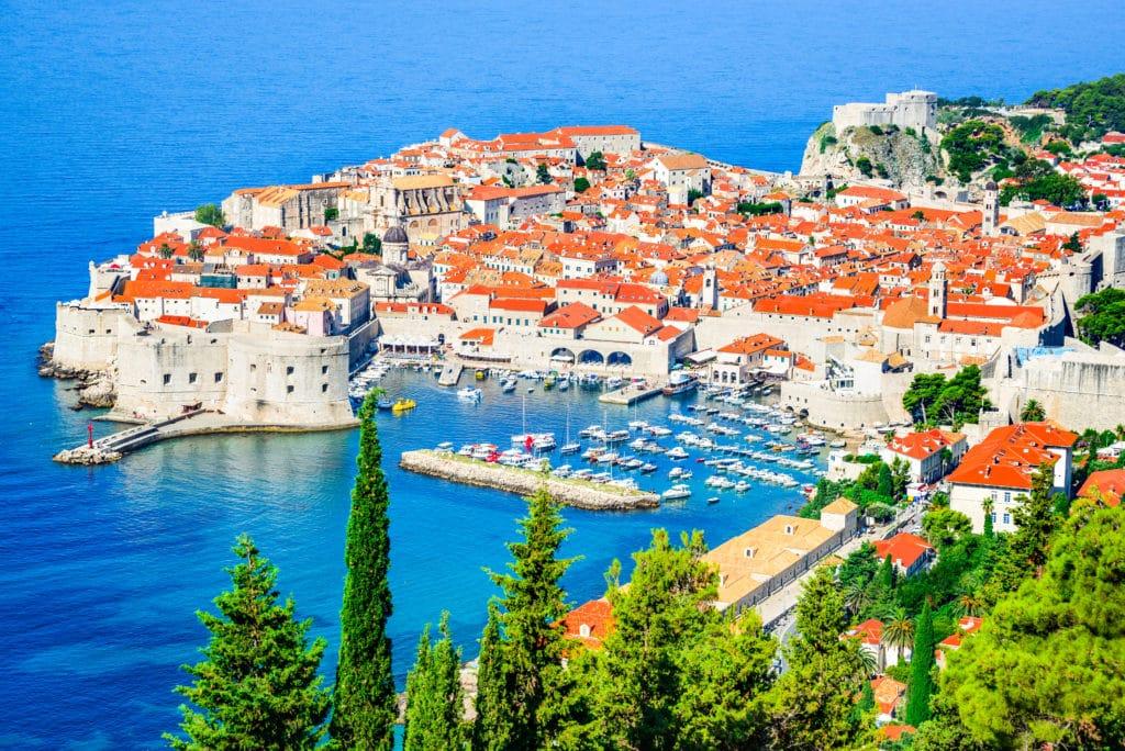 Dubrovnik's Überblick