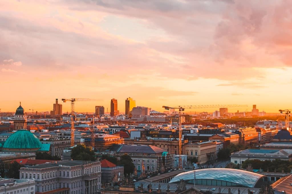 Berlin's Skybars
