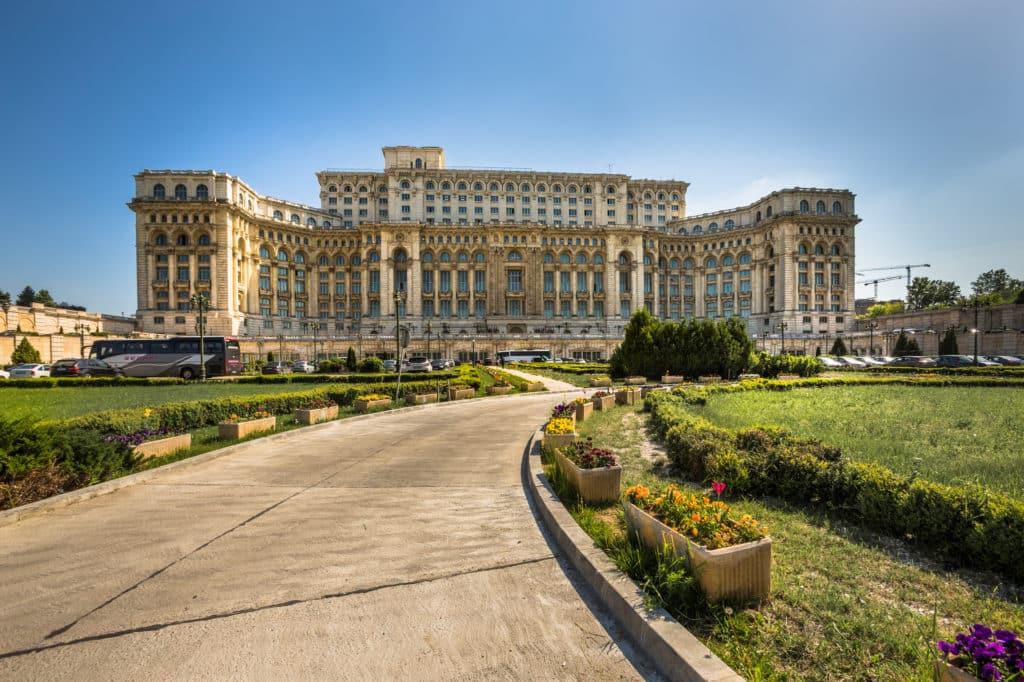 Parlament – Palatul Parlamentului