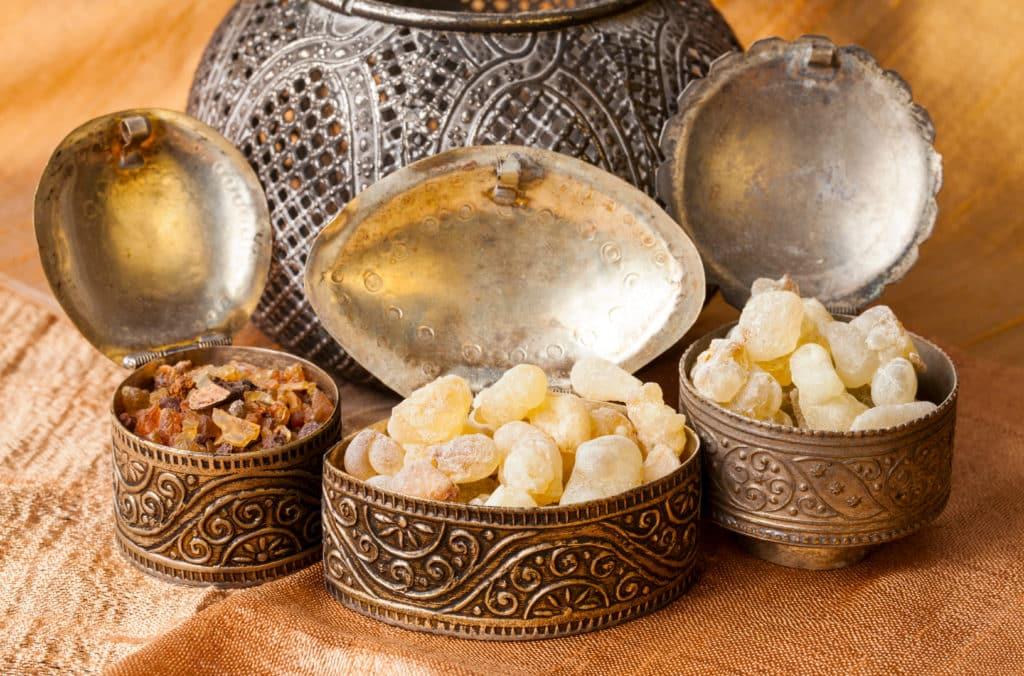 schöne Silberarbeiten in Oman