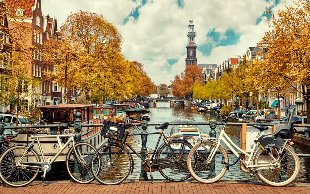 Radfahren in Amsterdam